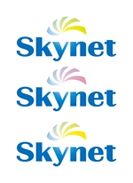tsujimoさんの「Skynet」のロゴ作成への提案
