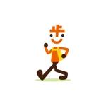 plus_colorさんの【賞金総額30万円!】アシックスウォーキング「歩」をモチーフとした新キャラクターデザイン大募集!への提案