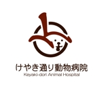 awn_estudioさんの動物病院のマーク制作への提案