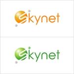 makoさんの「Skynet」のロゴ作成への提案