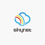 akitakenさんの「Skynet」のロゴ作成への提案