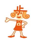 HideakiYoshimotoさんの【賞金総額30万円!】アシックスウォーキング「歩」をモチーフとした新キャラクターデザイン大募集!への提案
