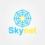 design-partnerさんの「Skynet」のロゴ作成への提案