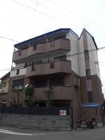 oonogishinyaさんの外壁デザイン募集 鉄骨4階建 自宅併用賃貸住宅のカラーコーディネート への提案