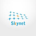 bluepanda8さんの「Skynet」のロゴ作成への提案