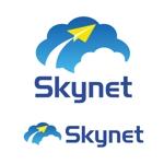com_design_roomさんの「Skynet」のロゴ作成への提案