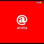 KOPANさんの「arata」のロゴ作成への提案