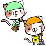 猫の手お掃除隊のキャラクターへの提案