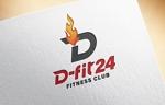 フィットネスクラブ「D-fit24」のロゴへの提案