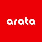 lazuliさんの「arata」のロゴ作成への提案