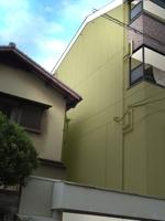 yps3333さんの外壁デザイン募集 鉄骨4階建 自宅併用賃貸住宅のカラーコーディネート への提案