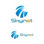 Doing1248さんの「Skynet」のロゴ作成への提案