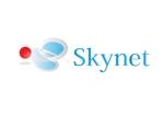 q_designさんの「Skynet」のロゴ作成への提案