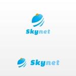 orkwebartworksさんの「Skynet」のロゴ作成への提案