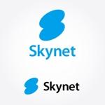 poormanさんの「Skynet」のロゴ作成への提案
