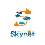 aluntryさんの「Skynet」のロゴ作成への提案