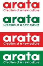 cpo_mnさんの「arata」のロゴ作成への提案