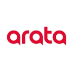 angieさんの「arata」のロゴ作成への提案
