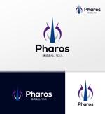 m-spaceさんの熊本のIT企業「パロス」のロゴへの提案
