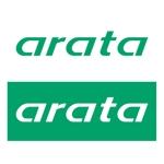smile050さんの「arata」のロゴ作成への提案