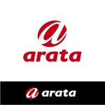 M-Masatoさんの「arata」のロゴ作成への提案