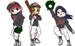 tabisato_sigeruさんのガールズ小学生野球チームのかわいい萌えイラスト募集への提案