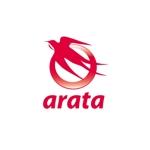 chihoさんの「arata」のロゴ作成への提案