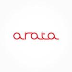 bukiyouさんの「arata」のロゴ作成への提案