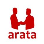 noukouorangeさんの「arata」のロゴ作成への提案