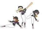 elysionstudioさんのガールズ小学生野球チームのかわいい萌えイラスト募集への提案