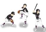 nakasweeさんのガールズ小学生野球チームのかわいい萌えイラスト募集への提案
