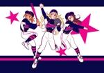 waraimasukaさんのガールズ小学生野球チームのかわいい萌えイラスト募集への提案