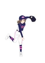 yoshiyama_mikanさんのガールズ小学生野球チームのかわいい萌えイラスト募集への提案