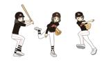 Yuchinさんのガールズ小学生野球チームのかわいい萌えイラスト募集への提案