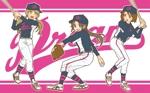 tokumori07さんのガールズ小学生野球チームのかわいい萌えイラスト募集への提案