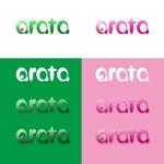Help_Hands_ka-hiさんの「arata」のロゴ作成への提案