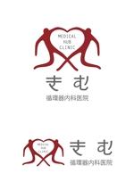 Tranciaさんの循環器内科医院のロゴ作成依頼への提案