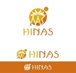 ys-design_2017さんの新規設立会社:株式会社「HINAS」のロゴへの提案