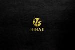 haruru2015さんの新規設立会社:株式会社「HINAS」のロゴへの提案
