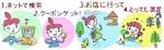 kenquichiさんの☆★女性向けサイト★☆イラストバナーの作成依頼への提案