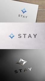 zeross_designさんのリノベーションとインテリアの新会社「STAY」のロゴへの提案