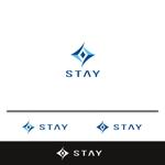 Utopiaさんのリノベーションとインテリアの新会社「STAY」のロゴへの提案