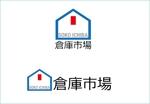 freeflyさんの事業用不動産(倉庫・工場・事業用地)の売買・賃貸の専門店「倉庫市場」のロゴへの提案