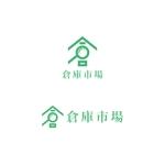 Yolozuさんの事業用不動産(倉庫・工場・事業用地)の売買・賃貸の専門店「倉庫市場」のロゴへの提案