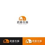 tomotinさんの事業用不動産(倉庫・工場・事業用地)の売買・賃貸の専門店「倉庫市場」のロゴへの提案