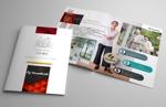 BOB-Workshopさんの【高額案件45万円】不動産投資会社の会社案内パンフレットデザイン制作への提案