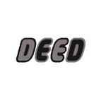 YTOKUさんの男性2人組音楽ユニット「DEED」のロゴへの提案