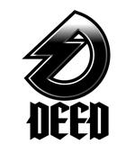 chanyama0202さんの男性2人組音楽ユニット「DEED」のロゴへの提案