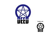 asunakaさんの男性2人組音楽ユニット「DEED」のロゴへの提案