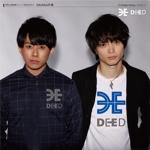 kzdesignさんの男性2人組音楽ユニット「DEED」のロゴへの提案